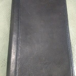 Wilsons leather credit card/id/document holder